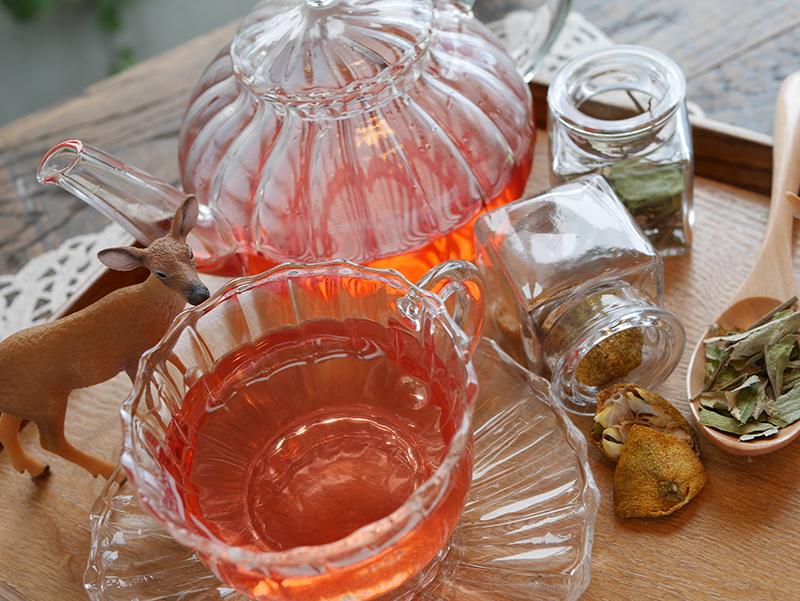 奈良薬膳和漢ブレンドティー桃鹿茶