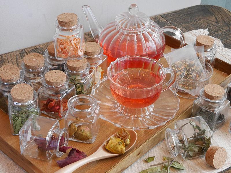 奈良薬膳茶 桃鹿茶とうかちゃイメージ